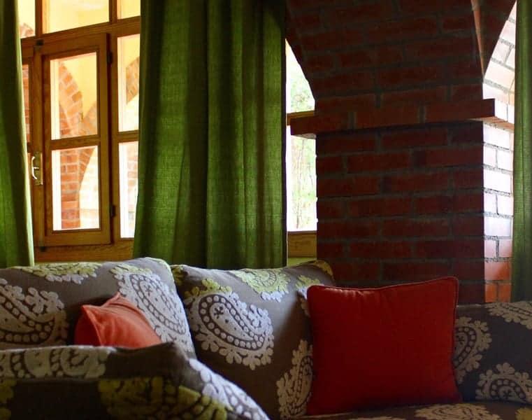 Arch suite, interno, Relais San Damian, Imperia, Liguria, Italia
