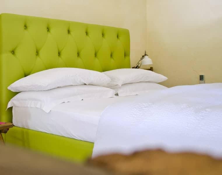 Terrace suite, interno, Relais San Damian, Imperia, Liguria, Italia